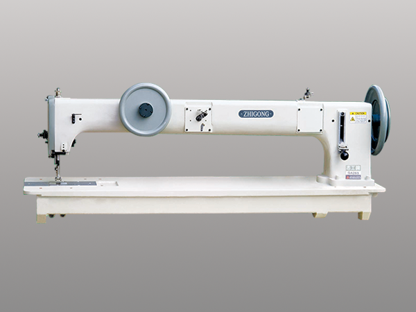 GA263型长臂综合送料特厚料缝纫机