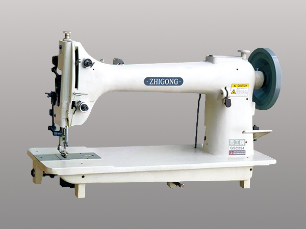 GSC254型上下复合送料极厚料缝纫机