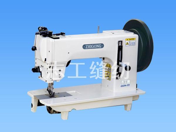 GA204-370型综合送料厚料缝纫机