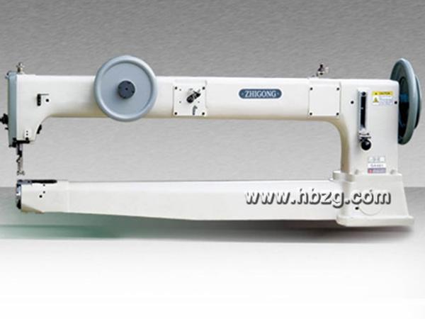 GA461型长臂综合送料特厚料缝纫机