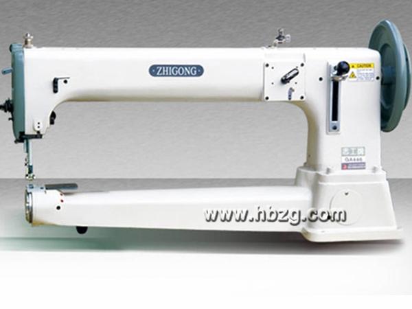 GA446型 长臂型筒式综合送料极厚料缝纫机