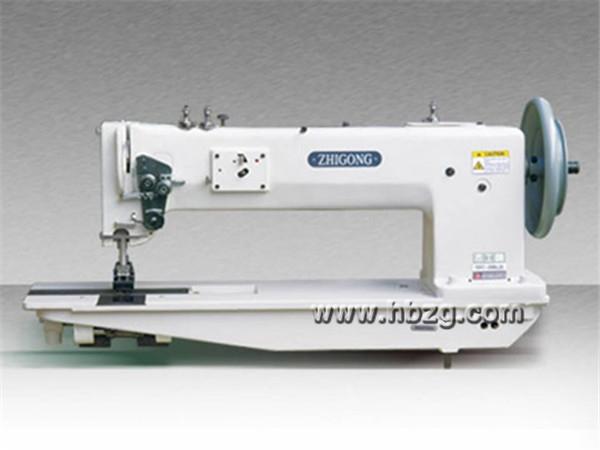GW-28BL20型长臂综合送料厚料平缝机