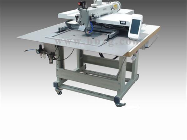 ZQK273-5040极厚料大范围合成纤维吊装带电子花样缝纫机