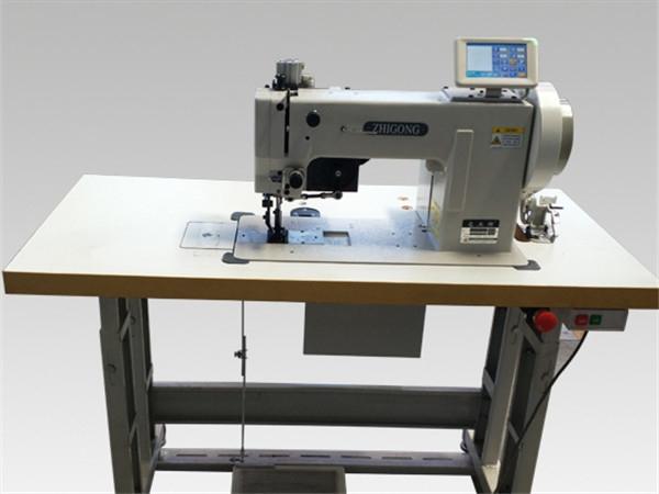 GB266-102E厚料极粗线单/双针花样缝纫机