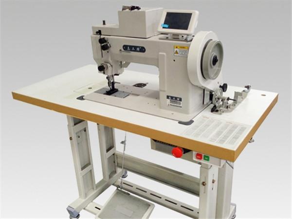 GB266-102D厚料极粗线单/双针花样缝纫机