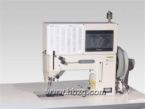 GB266-102C 厚料极粗线单/双针花样缝纫机