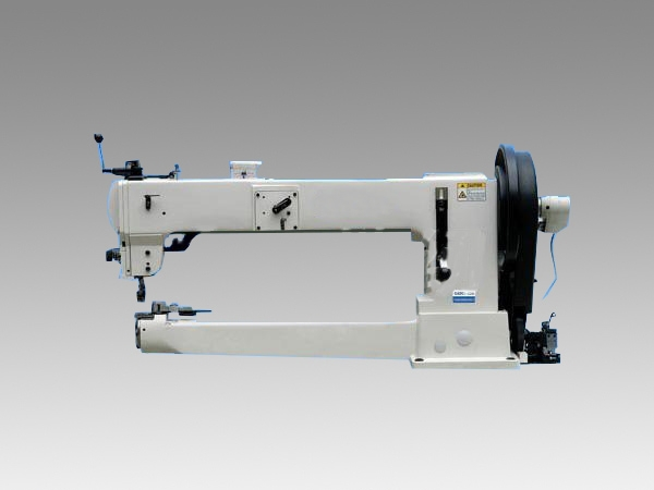 GA205-635长臂筒型综合送料厚料缝纫机