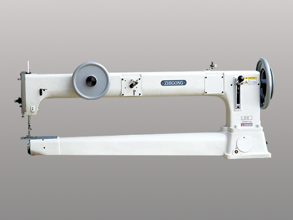 GA411N型长臂型筒式横送料平缝机
