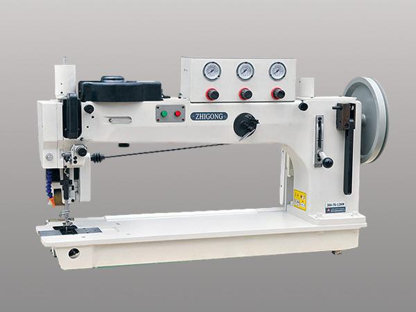 GG366-76-12-HM加高型长臂厚料曲折缝纫机(大型船帆缝纫机)