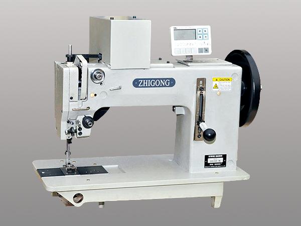 GG266-1型极厚料曲折缝缝纫机