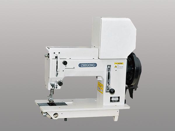 GB266-102B厚料极粗线双针花样缝纫机(粗线装饰缝)