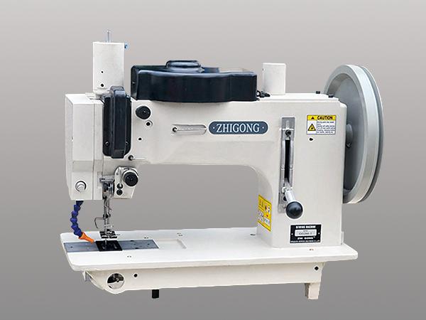 GG366-32型 极厚料曲折缝缝纫机