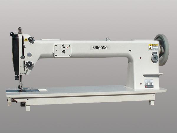 GSC2600-25型上下复合送料极厚料缝纫机