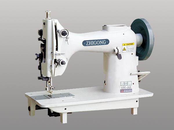 GSC-253型上下复合送料极厚料缝纫机