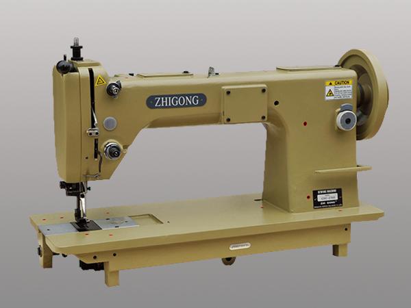 GSC-2600型上下复合送料极厚料缝纫机